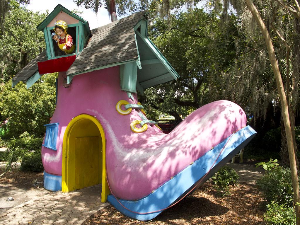 New Orleans >> Storyland, New Orleans, LA   In New Orleans City Park at 7 V…   Flickr