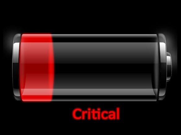 critical battery icon old laptop 8 steps to keep your