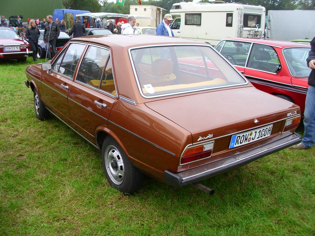 Audi 80 LS 1976 | Tostedt 2013 | Hog Troglodyte | Flickr