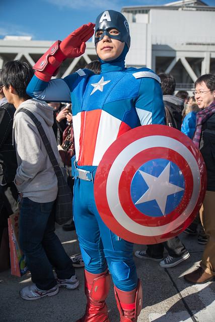 キャプテン・アメリカの画像 p1_11