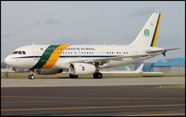 VC-1 FAB-2101 Brazil air Force