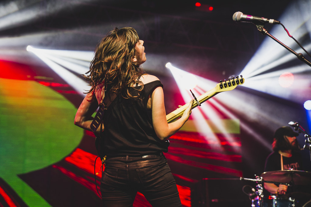 Courtney Barnett @ Bonnaroo