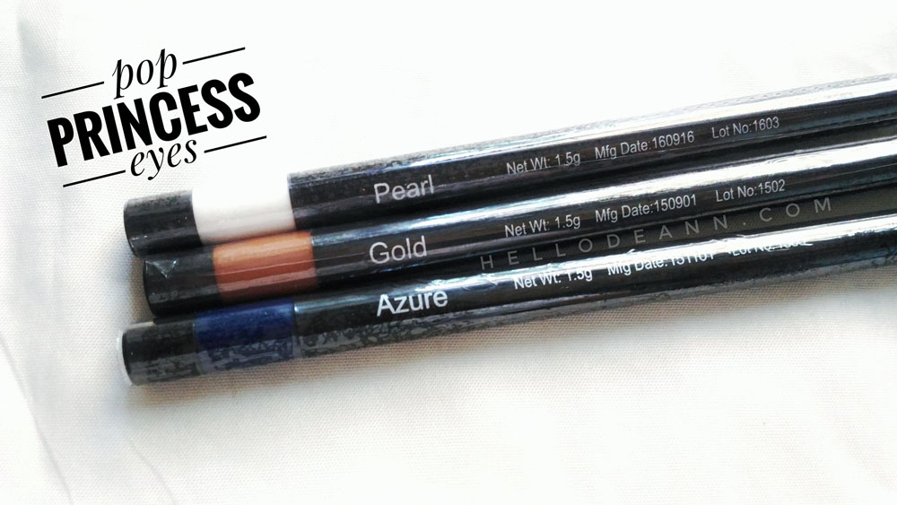 Fashion 21 Twist Eye Pencil Review Pop Princess Eyes - Hello Deann