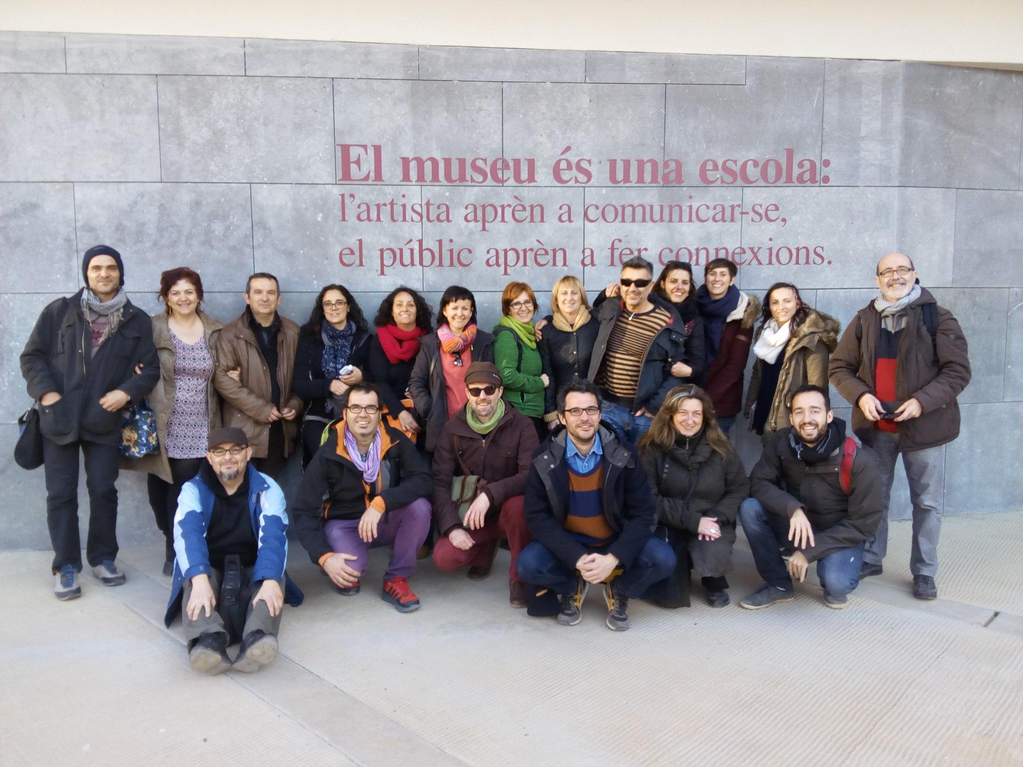 Viatge a Lleida - febrer 2016