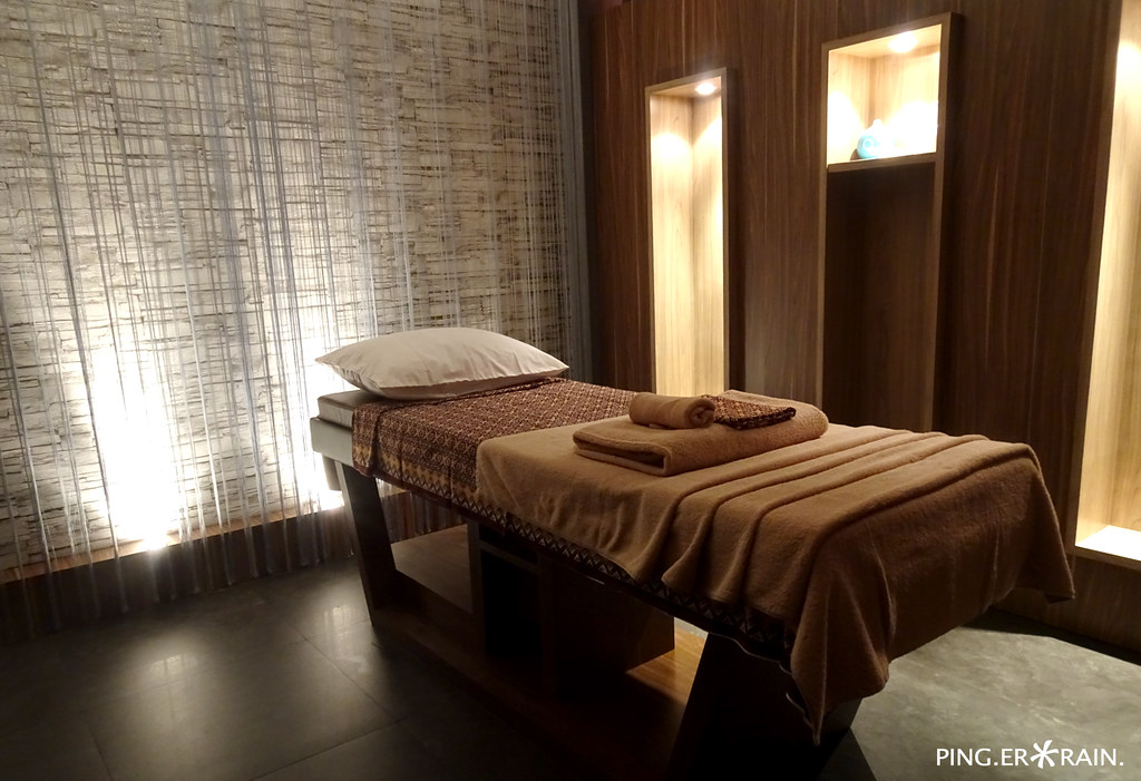 Single massage rooms
