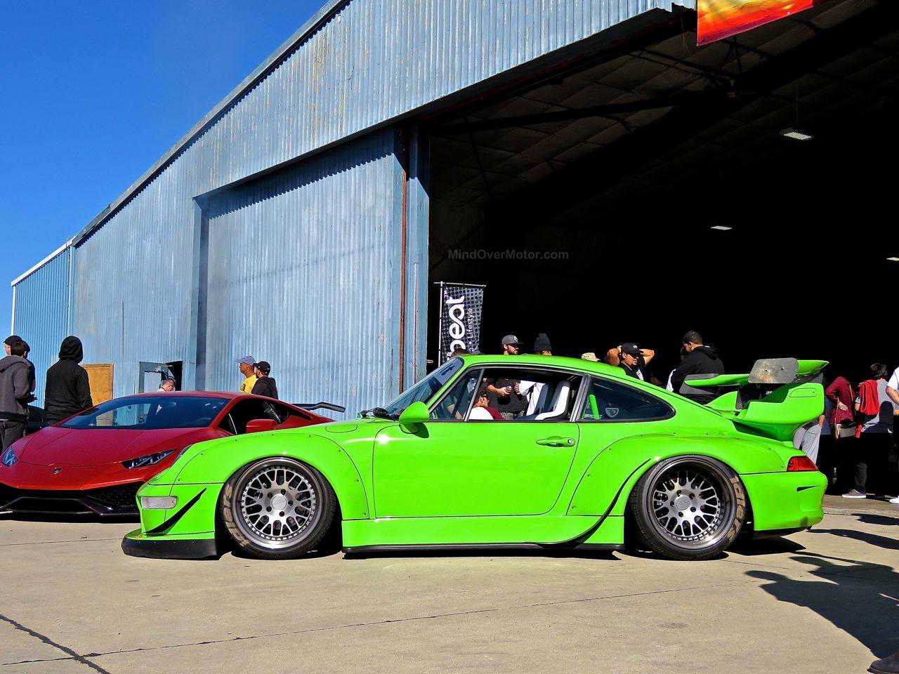 RWB Porsche 993 Philly 5