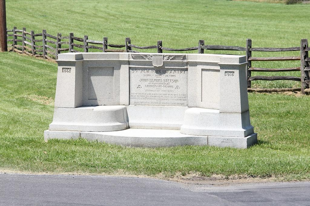Antietam Battlefield Ghosts Antietam National Battlefield