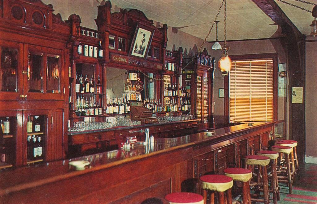 Sheridan Inn Sheridan Wyoming Buffalo Bill Bar