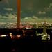 View from the Park Hyatt Hotel bar in Tokyo