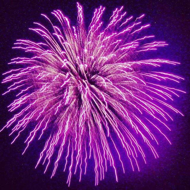 Purple #Fireworks | Epic Fireworks | Flickr