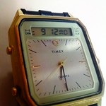 timex.quartz watch
