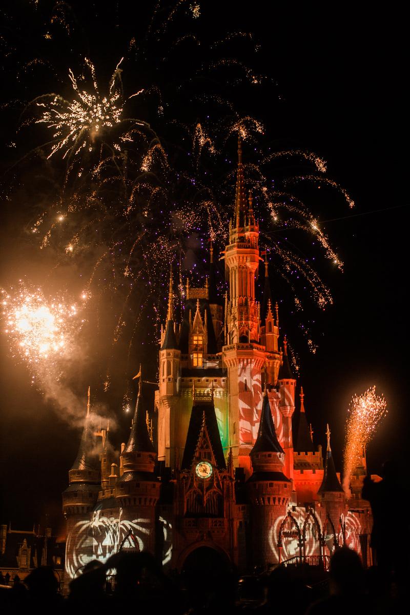 Halloween at Walt Disney World • WishWishWish
