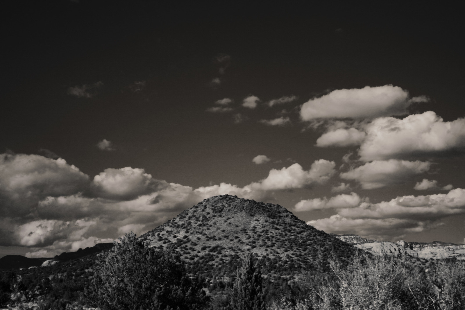 Sedona Cone Hill