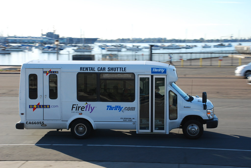 Firefly Car Rental San Diego
