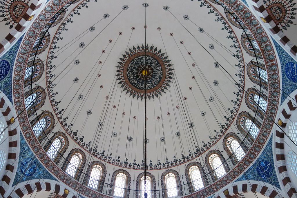 Sinan, Rüstem Paşa Mosque, dome  Mimar Sinan, Rüstem Pasha …  Flickr