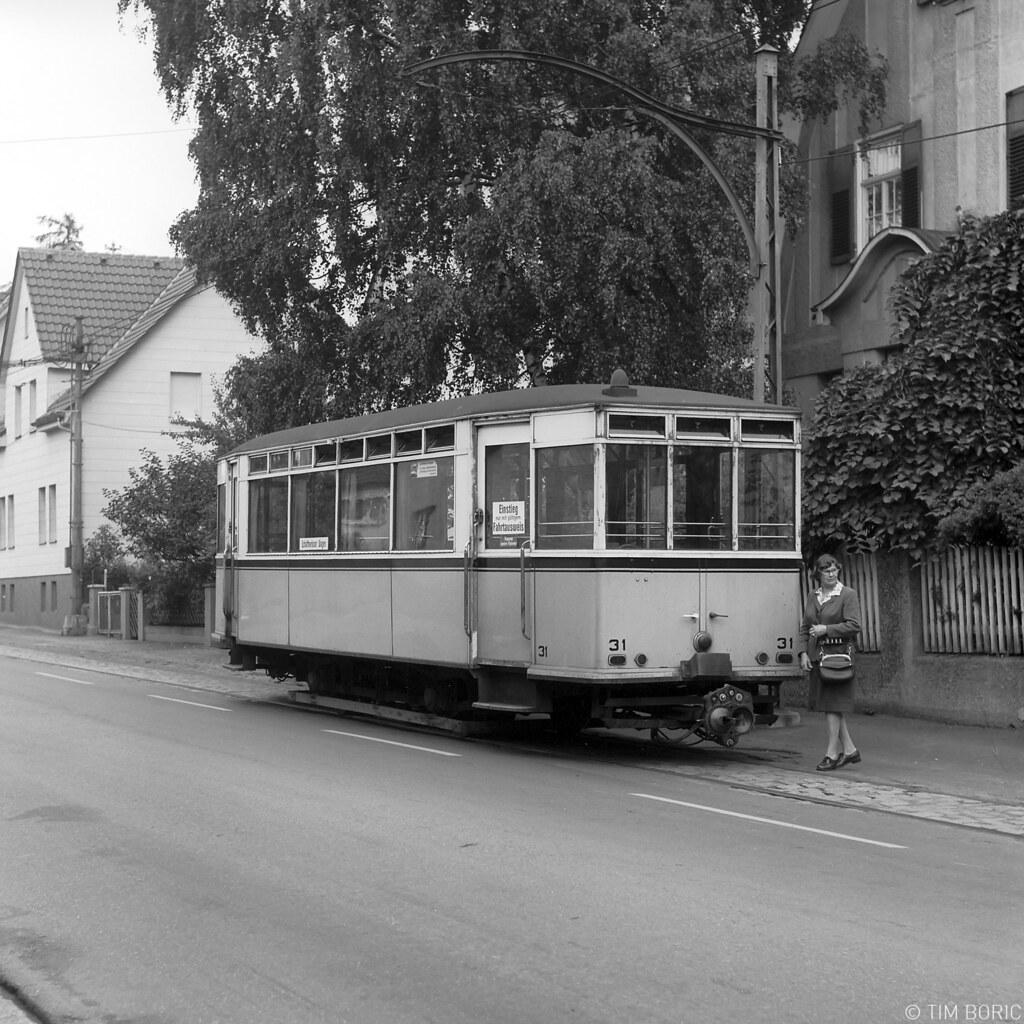 Nellingen een tram naar esslingen heeft in nellingen een for Depot esslingen