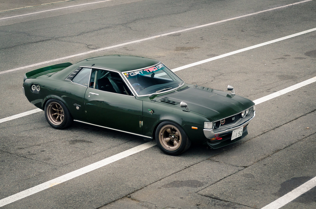 Car Performance Parts >> TA22 Celica seen @ Battle Evome Round 1 - Tsukuba Circuit | Flickr