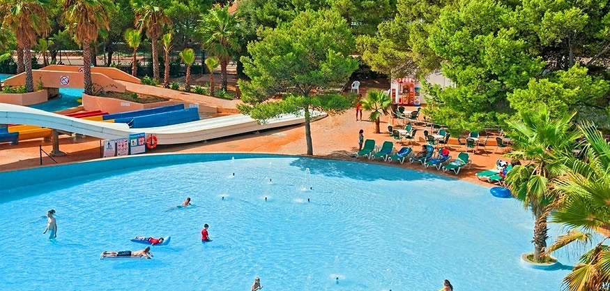 Parque acu tico marina parc 20 hotel resort en menorca - Parque acuatico menorca ...