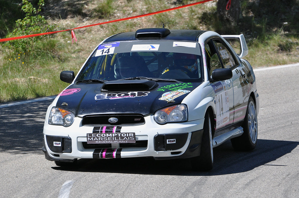 Subaru Imprezza WRX STI - Y. Murcia | 30ème rallye de la