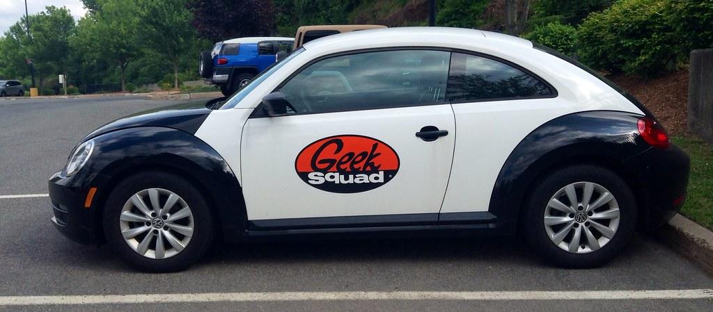 Geek Squad Car Best Buy Geek Squad Car