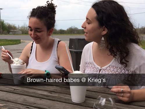 Krieg's brown haired babes