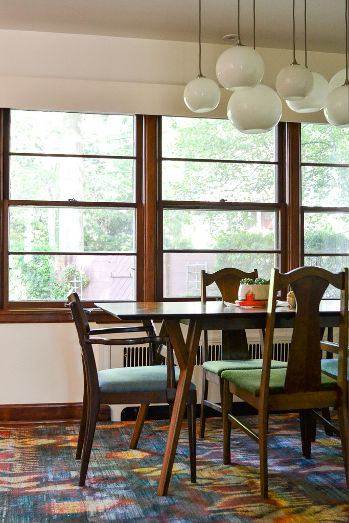 A Dining Room Refresh and Some New Toast | Things I Made Today