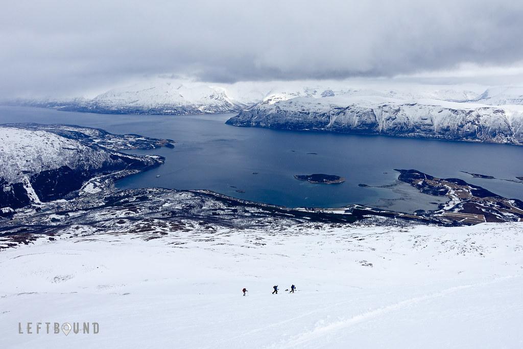 Lyngenfjord and Lyngseidet