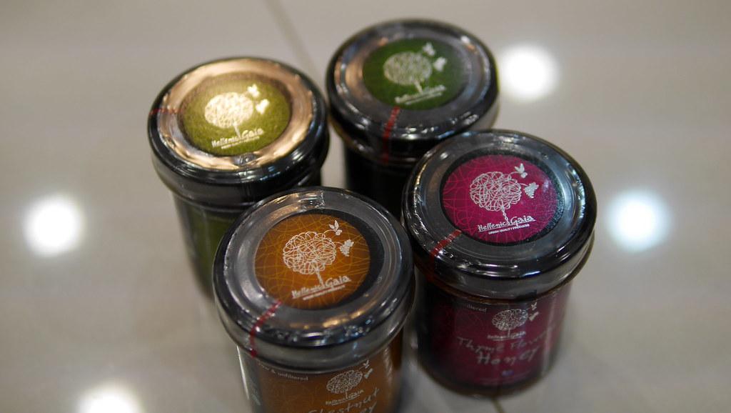 Hellenic Gaia Greek Honey - Alvinology