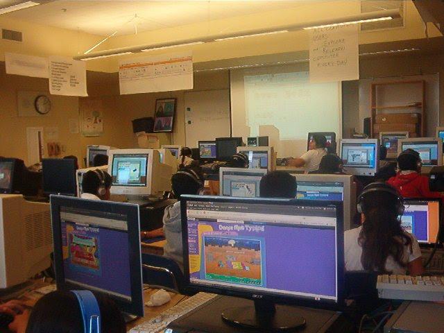 Компьютерный класс на базе Linux