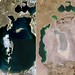 The Aral Sea 1989-2008