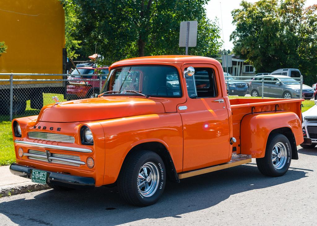 camion dodge antique jean pierre bluteau flickr