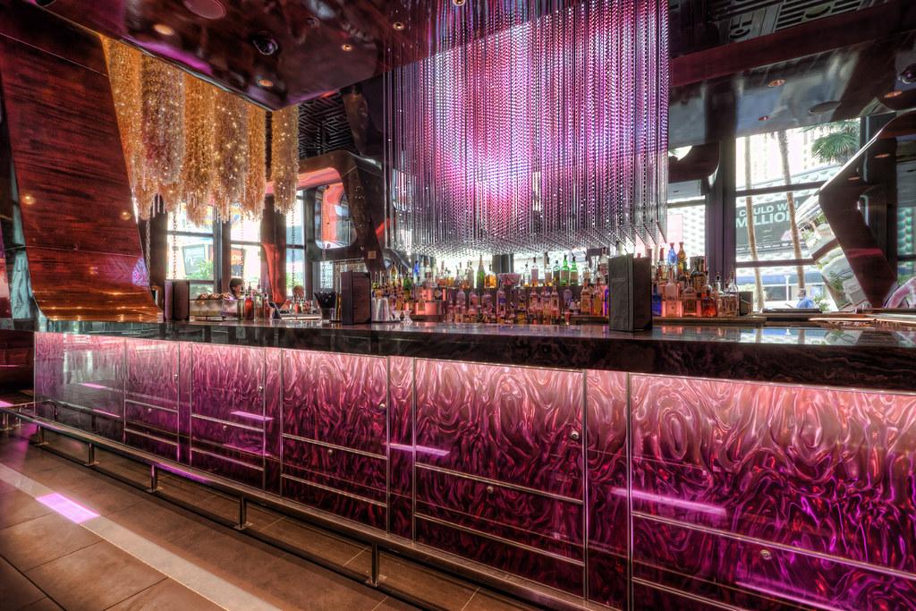 Bond Bar Cosmopolitan Las Vegas The Cosmopolitan Is In