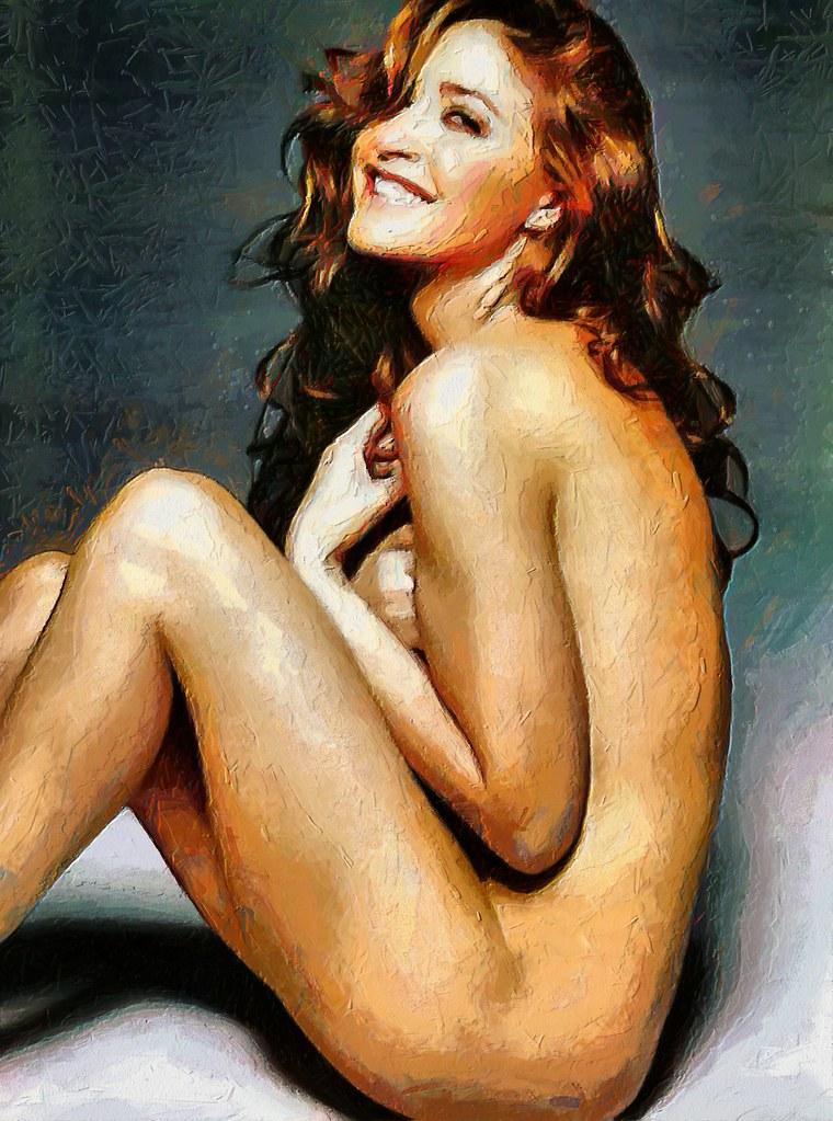 Lisa snowdon naked for peta nice