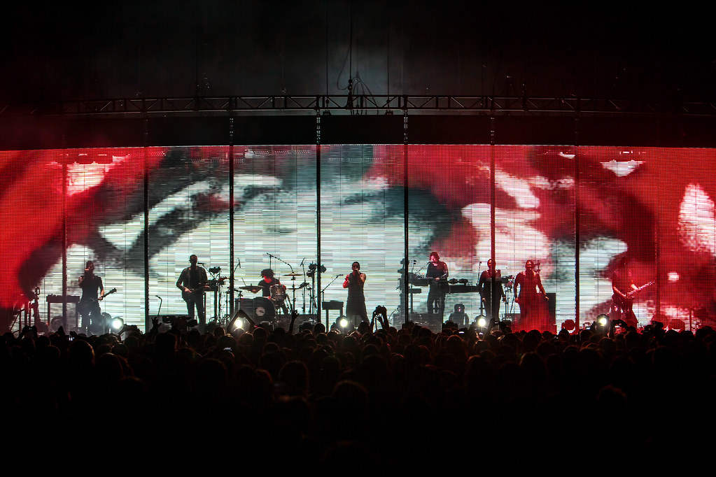 Nine inch nails tension 2013