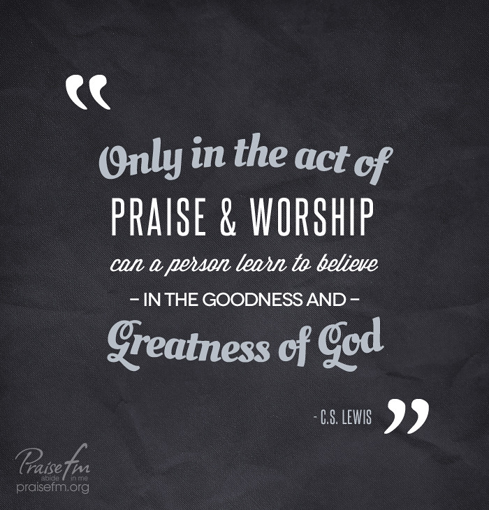 Worship Quotes Prepossessing All Sizes  Worship Quotes From Praise Fm  Flickr  Photo Sharing