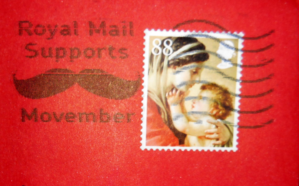 Royal mail christmas stamp robert wallace flickr