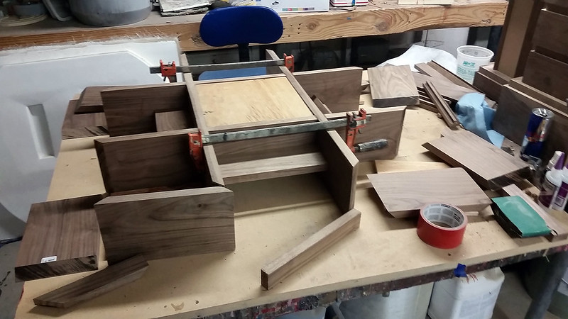Tray Assembly Begins