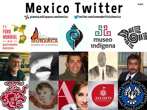 Mexico Twitter 10.2016