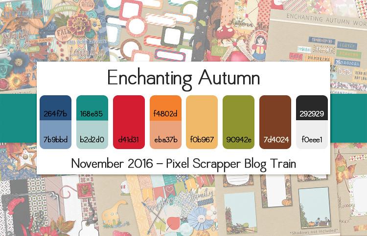 November 2016 Blog Train