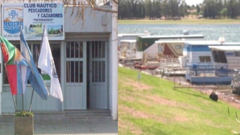 CLUB NÁUTICO PESCADORES Y CAZADORES HERNANDO: NUEVA COMISIÓN