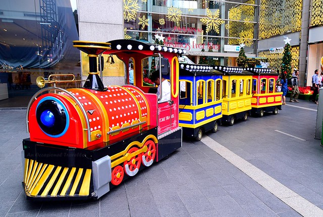 RM10 for a ride on the Fantasy Train