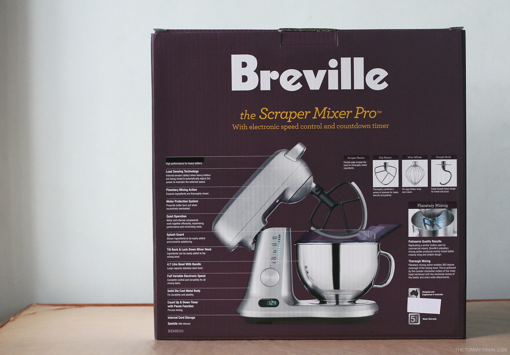 A review on the breville scraper mixer pro bem800 for How much is the perfect bake pro