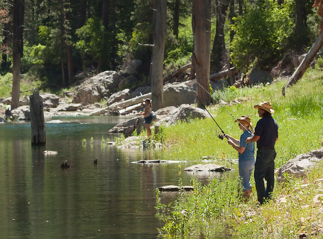Fishing black canyon bighorn river canyon fort smith for Canyon lake fishing spots