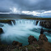 Looking Over Goðafoss