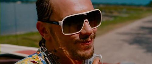 Carrera sunglasses in ... James Franco