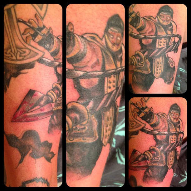 Got another few hours in on the nerd sleeve tattoo tatt for Tattoo cost per hour