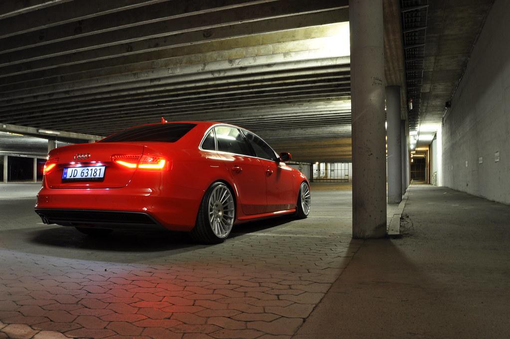 Rotiform Ind 10 Quot X19 Et35 Audi A4 B8 5 On Rotiform Ind