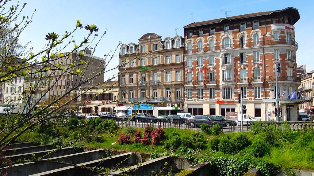 Hotel Ibis Gare Sud Rennes