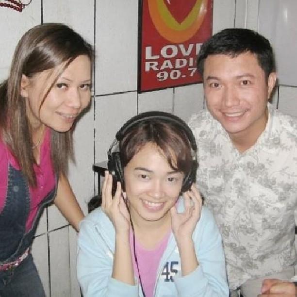 Citaten Love Radio : Throwback on the job training at love radio with ni