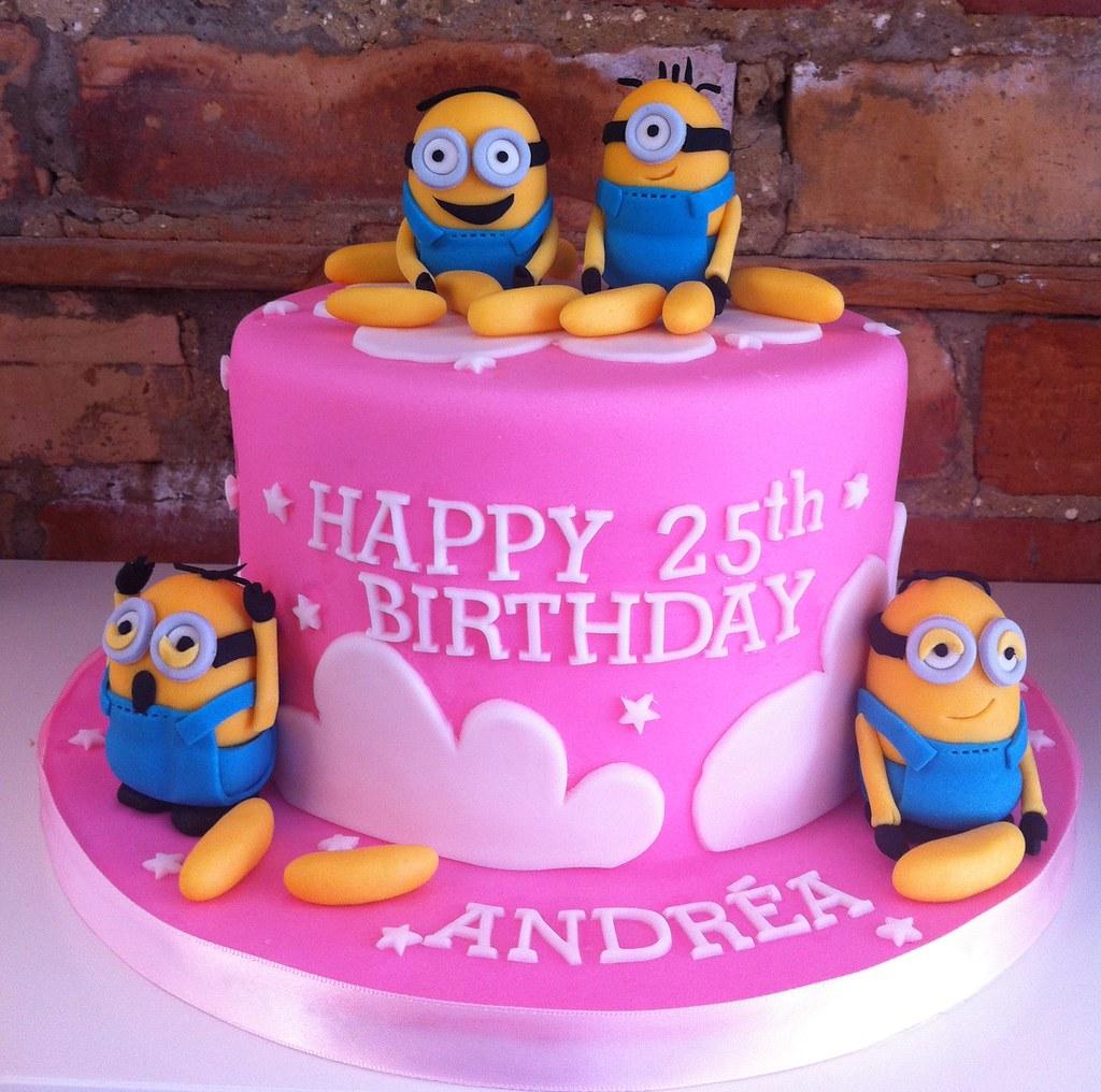 Minion Birthday Cake Pan